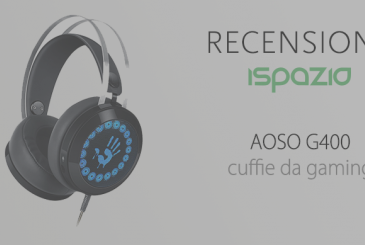 Review AOSO G400, headphones gaming quality at a very affordable price