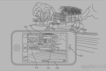 Maps with augmented reality, here is the new patent Apple