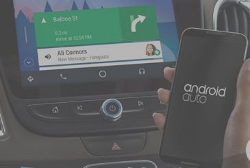 Android Auto now also works on smartphones, which become on-board computer for cars