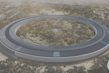 Apple ready to hire employees for the new Campus 2