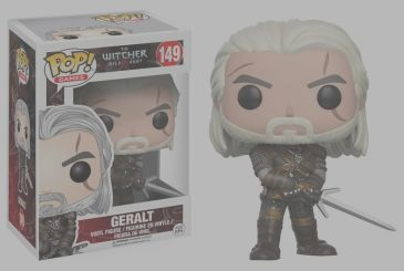 Arriving In the Funko Pop of The Witcher 3!