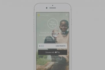 You can now donate to nonprofit organizations with Apple Pay