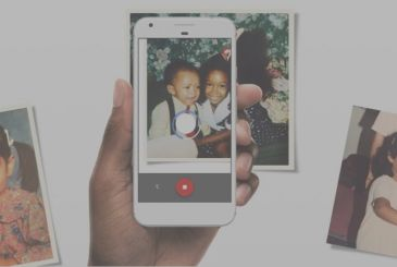 To digitize the old photos don't need the scanner, just the app FotoScan Google (photos and video)
