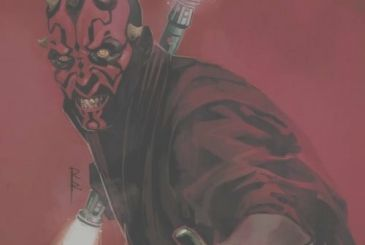 Marvel announces the arrival of the comic of Darth Maul in 2017