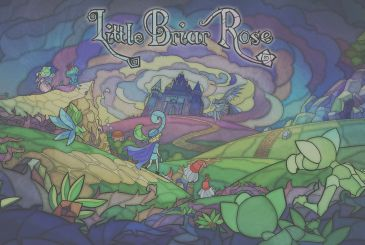 Little Briar Rose, a little gem, the all-Italian (review)