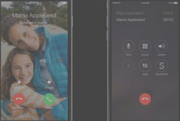 The iPhone save the call history automatically on iCloud?