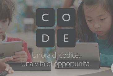 """Returns The """"Hour of Code"""": the free Workshops at all Apple Store from 5 to 11 December"""