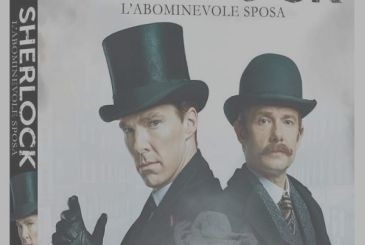 Sherlock The Abominable Bride is available in preorder!