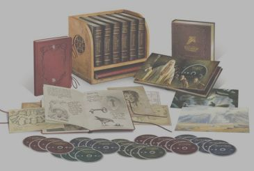 The box of Middle-Earth, super offer on Amazon