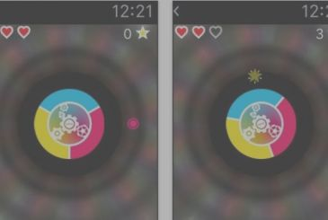 Twisty Color for the Apple Watch is available in free offer