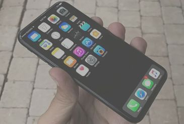 The iPhone with OLED display curved arrives next year?
