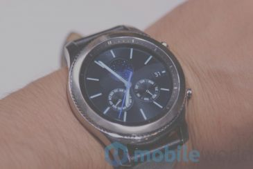 Samsung Gear S3 will arrive in Italy on the 2nd of December