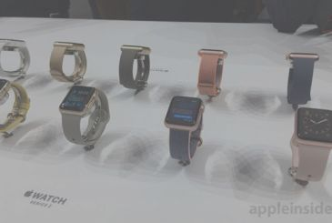 Tim Cook denies rumors about declining sales of the Apple Watch