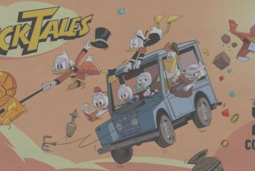 DuckTales: Online the teaser trailer of the new series!