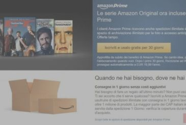 Amazon Prime Video Italy: complete guide