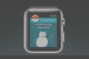 A bit late but coming: Pokémon GO for the Apple Watch has not been canceled
