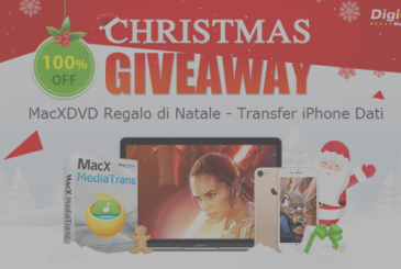 MacX MediaTrans: transfer content on iOS devices without iTunes – now free with the Christmas Giveaway