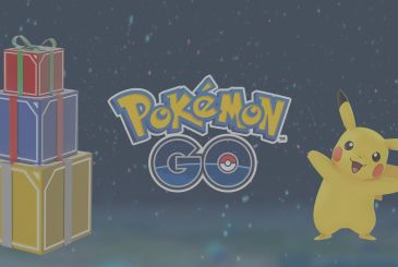 Niantic prepare as many Christmas gifts for Pokémon trainers GO