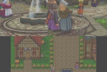 New details on the history of Dragon Quest XI