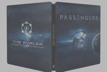 The Steelbook of the Passengers already available in preorder!