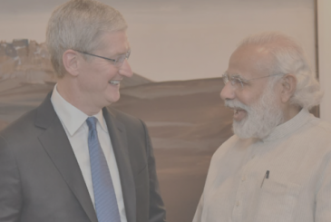 Apple asks some concessions to the indian government before starting the production of the iPhone