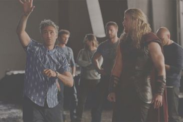 Thor: Ragnarok, photos from the set and new details on the plot