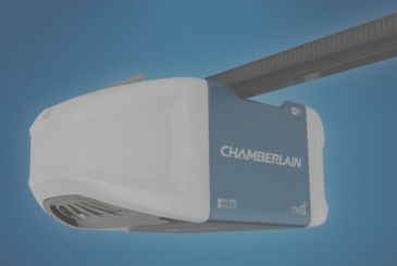 Chamberlain has the Smart Garage Hub, the garage HomeKit – CES 2017