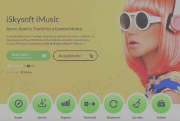 ISkysoft iMusic – a software to manage the music on your Mac and PC