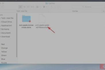 How to view hidden files on Mac