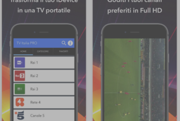Giveaway Of The Week: 5 free copies for TV Italia PRO!