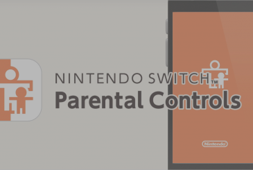Nintendo Switch Parental Controls: an app for monitoring of smaller users