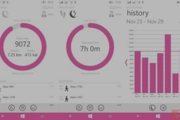 The Xiaomi Mi Band 2 with Windows 10 Mobile: the situation