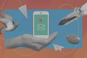 Firefox for iOS allows you to choose the mail client favorite