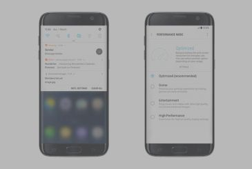Samsung announces the update to the Nougat and what will be the next models to receive it