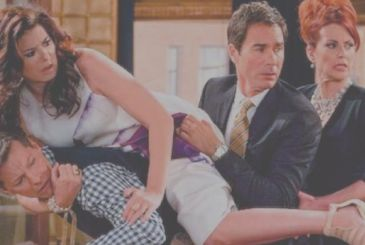Will & Grace, the series returns to TV with new episodes