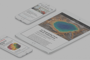 Apple refreshes the specifications of the format of the Apple News