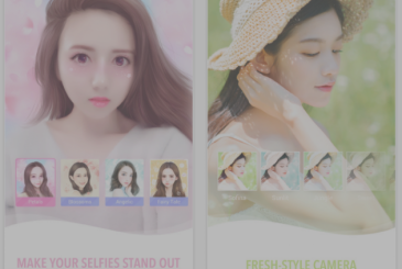 Meitu, the controversial app for the photo editing that is all the rage in China and the USA