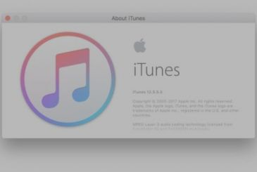 Apple releases iTunes 12.5.5 on the Mac App Store
