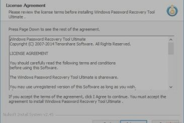 Recover the password of Windows (from XP to 10)