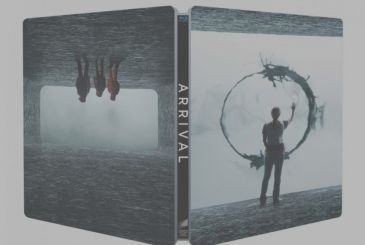 Arrival: from The home video editions (and the beautiful steelbook) are already available in pre-order!