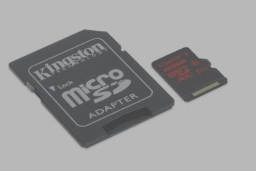 MicroSD 128GB Kingston's on offer on Amazon at 84€