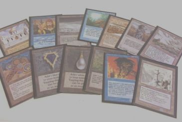 You finished the tournament of Magic: The Gathering... the year 1996!