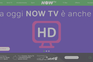 High definition (surcharge) arrives on NOW TV for Sky, but not on mobile devices