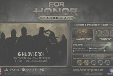 Announced the Season Pass For Honor
