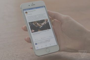 "Facebook launches the filters for the news ""fake"" in France"