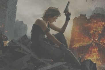 Two new clips of Resident Evil: The Final Chapter