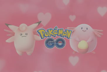 Love triumphs even on Pokémon GO: here are the news for Valentine's day