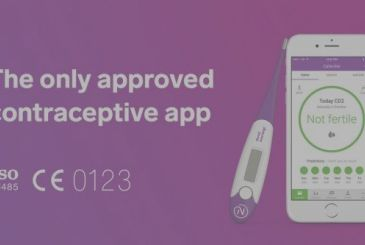 A smartphone application was approved as a contraceptive