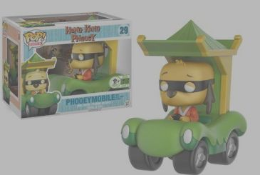 Here are the Funko Pop that will be presented at the Emerald City ComiCon!