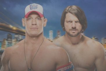 AJ Styles vs. John Cena: the rules of the rivalry perfect